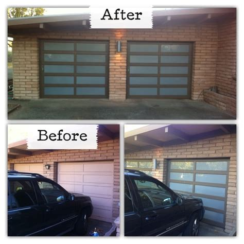 Diy Glass Garage Door