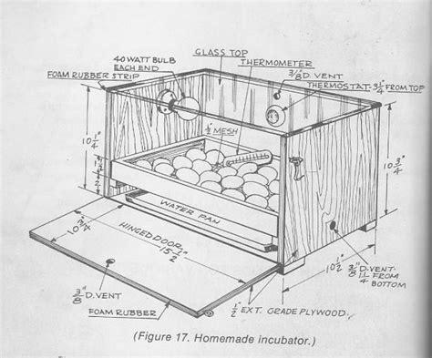 Diy Incubator Plans