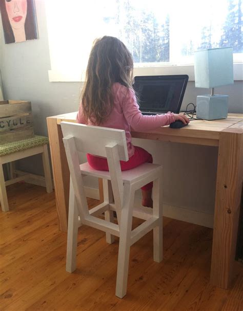 Diy Junior Chair