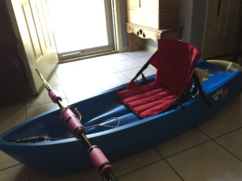 Diy Kayak Chair