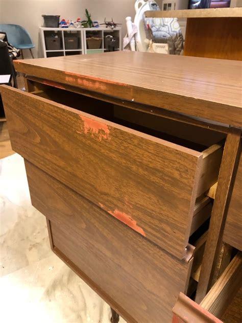 Diy Laminate Dresser