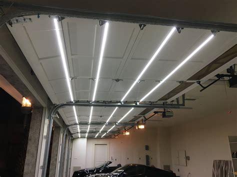Diy Led Garage Lighting
