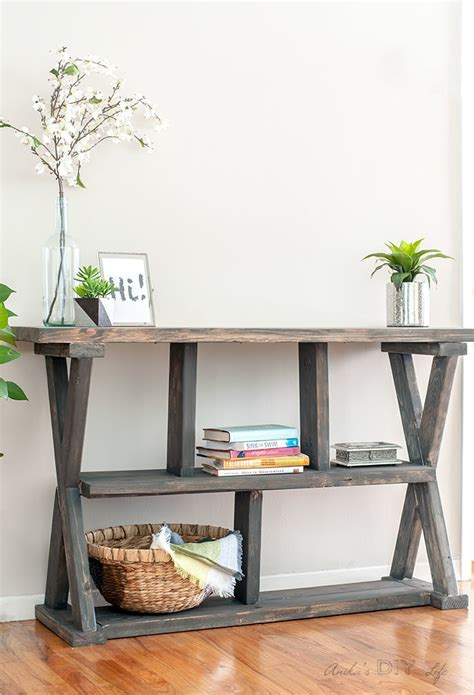 Diy Mirrored Table