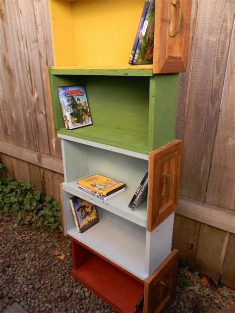 Diy Old Dresser Drawers