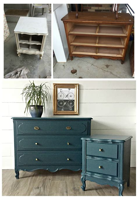 Diy Painting An Old Dresser