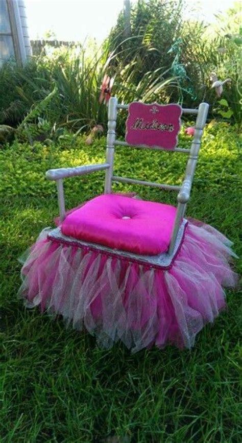 Diy Princess Chair