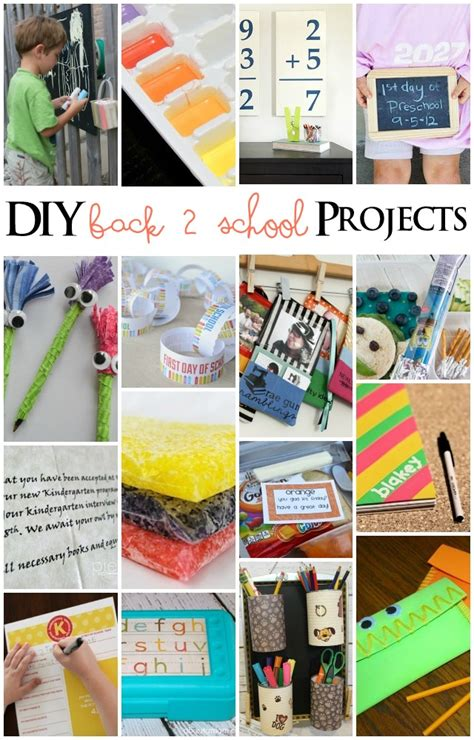 Diy Projects For High School