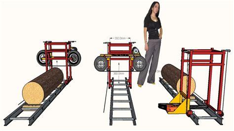 Diy Sawmill Plans