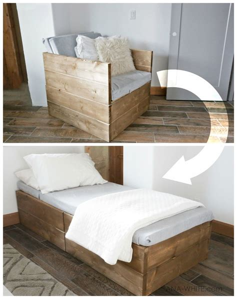 Diy Sleeper Chair