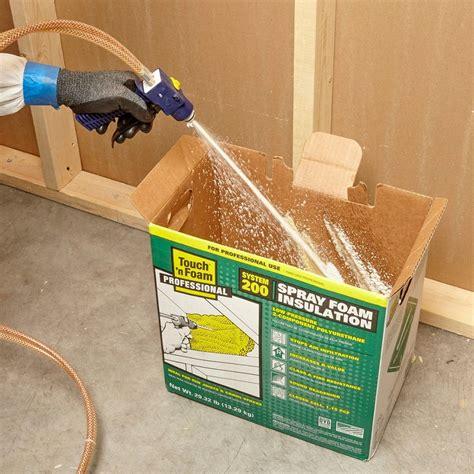 Diy Spray On Insulation
