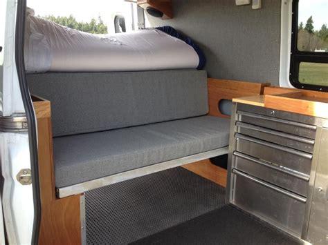Diy Van Bench Seat