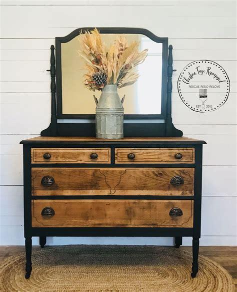 Diy Vintage Dresser