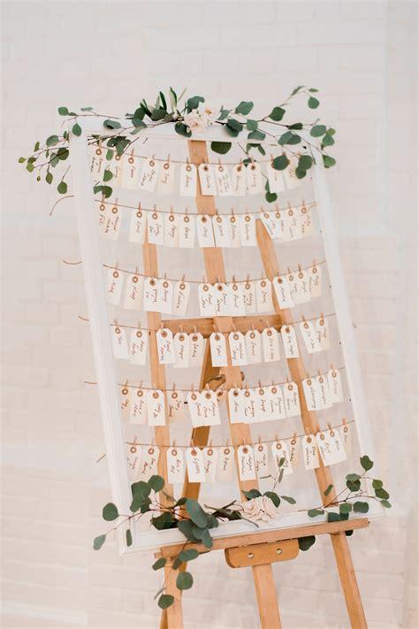 Diy Wedding Table Plans