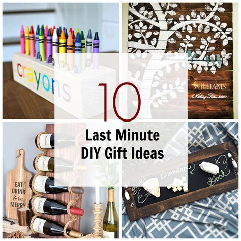 Diy Wood Christmas Gifts
