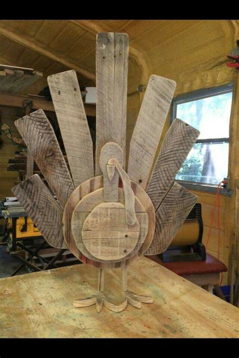 Diy Wood Crafts Pinterest