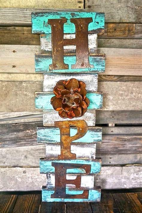 Diy Wood Pallet Signs