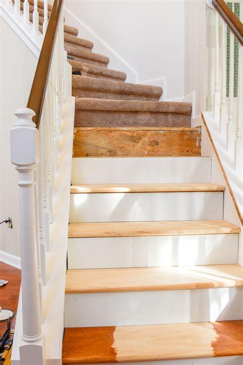 Diy Wood Stair Treads