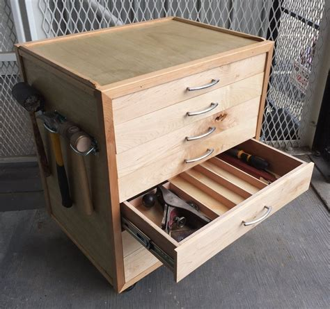 Diy Wooden Tool Chest