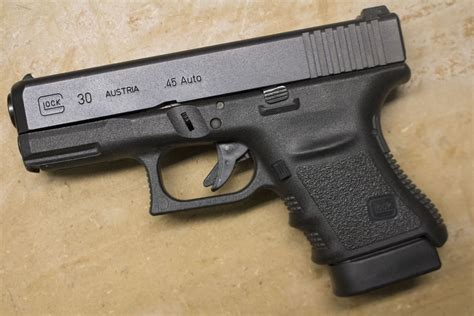 Glock-Question Do Glock 30 Mags Fit 30sf.