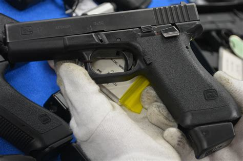 Glock-Question Do Glock Have Safety.