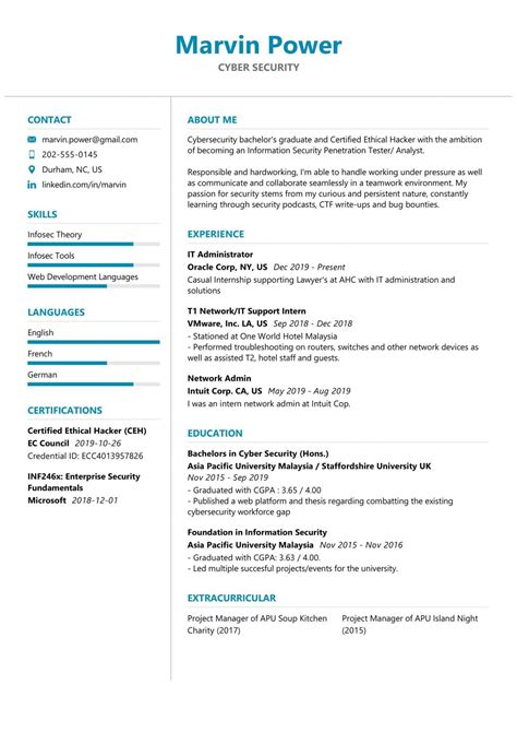 Do I Staple My Resume Information Security Resume Dos And Donts Information