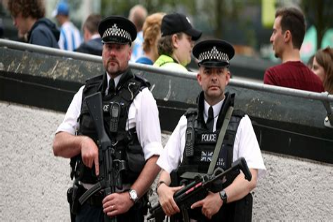 Ammunition Do Police Carry Ammunition.