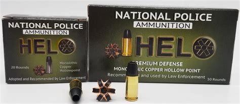 Ammunition Do Police Use Hollow Point Ammunition.
