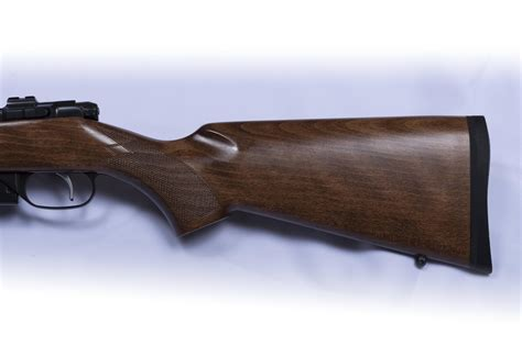Ruger-Question Do Ruger Rifles Come With Wooden Stocks.