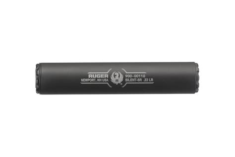 Ruger-Question Do You Need A Special License Ruger Silent-Sr.