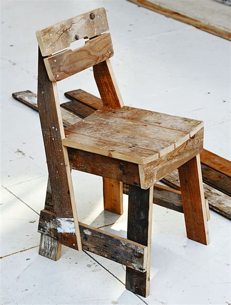 Do It Yourself Chair