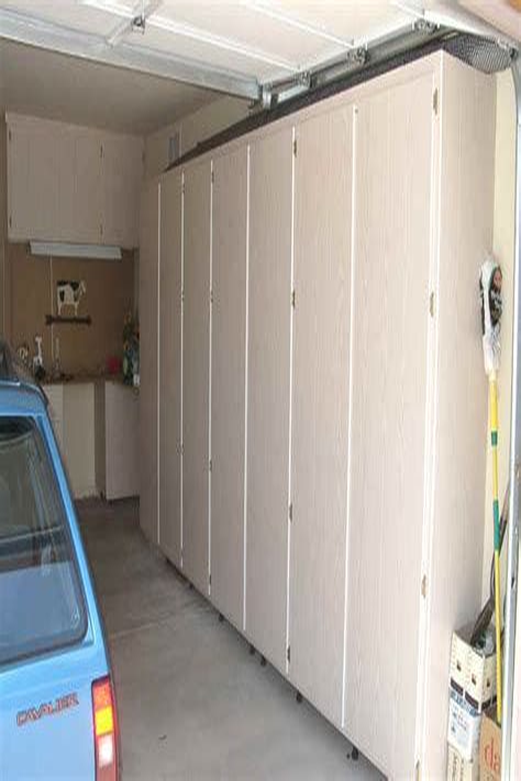 Do It Yourself Garage Storage Cabinets Plans
