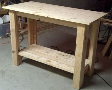 Do It Yourself Storage Bench Plans