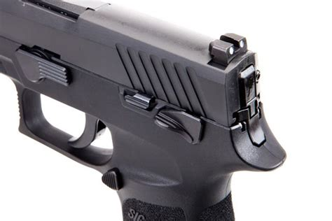 Sig-P320-Question Does A Sig P320 Have A Safety.