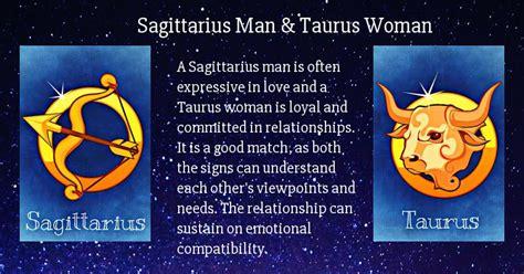 Taurus-Question Does A Taurus Woman Adapt To A Sagitarius.