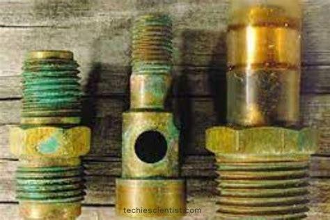 Brass Does Brass Rust.