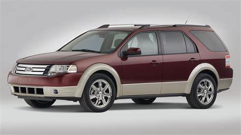 Taurus-Question Does Ford Make A Taurus Suv.