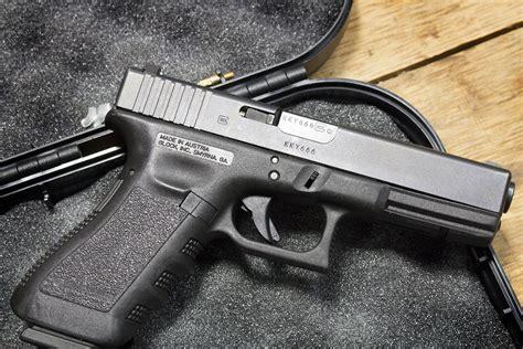 Gunkeyword Does Glock 22 40 Cal Have External Saftey.