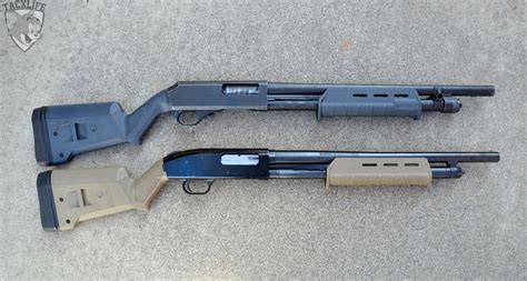 Magpul-Question Does Magpul Mossberg Forend Work On 500.