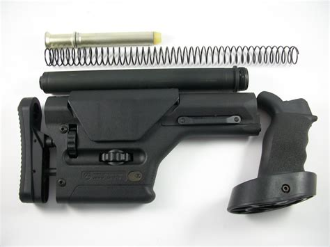 Magpul-Question Does Magpul Stock Come With Buffer Tube
