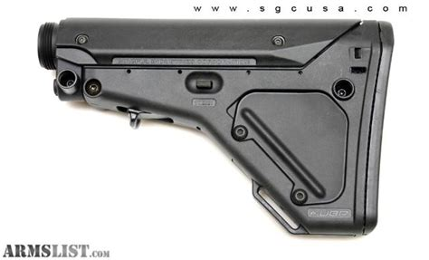 Magpul-Question Does Magpul Ubr Come With Buffer Tube.