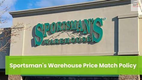 Sportsmans-Warehouse Does Sportsmans Warehouse Price Match Amazon.
