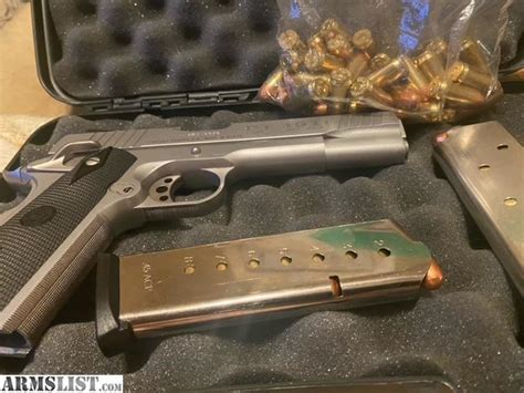 Taurus-Question Does Taurus Offer Refinishing On Pt1911.