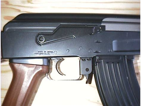 Ak-47-Question Does The Ak 47 Have Selectable Fire.
