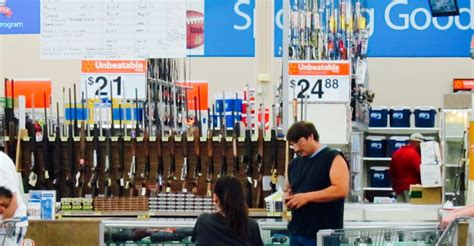 Shotgun-Question Does Walmart Do Background Checks For Shotguns.