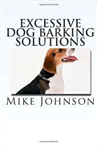 dog barking solutions