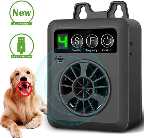 dog stop barking device