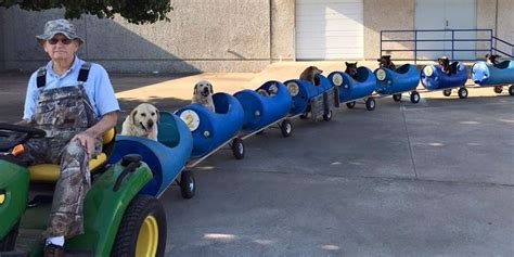 dog train in texas
