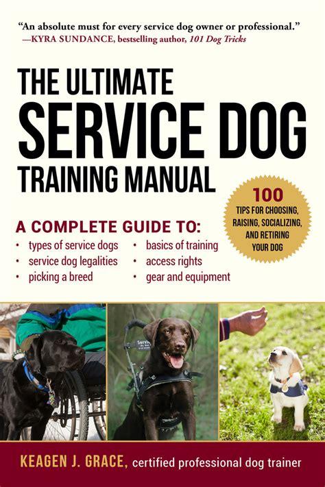 Dog Training Manual Pdf Download
