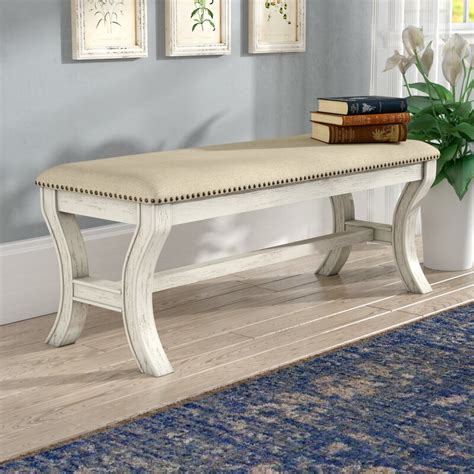 Dole Upholstered Bench