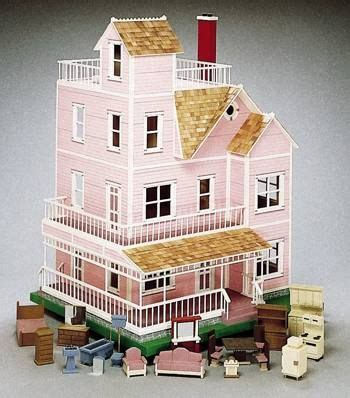 Doll House Plans Woodworking